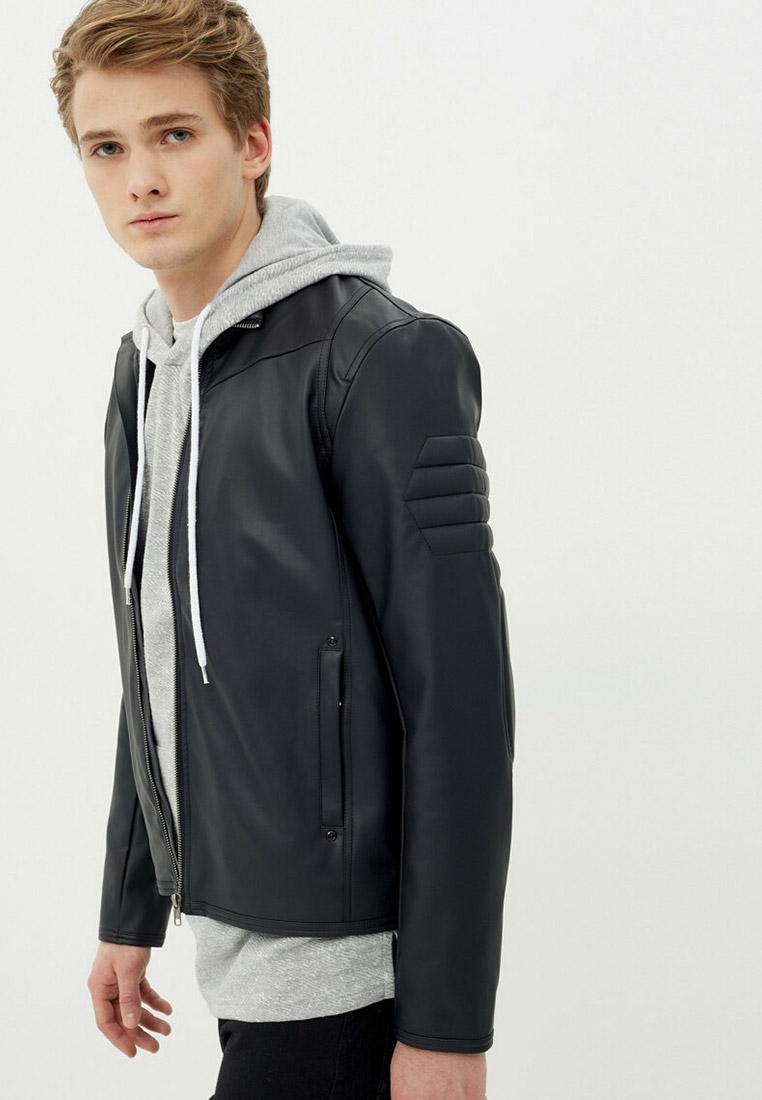 Кожаная куртка Koton 7YAM29104VW