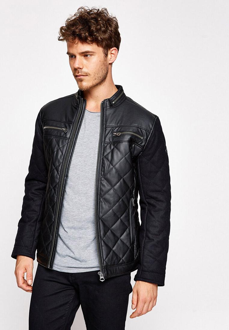 Кожаная куртка Koton 8KAM21062LW