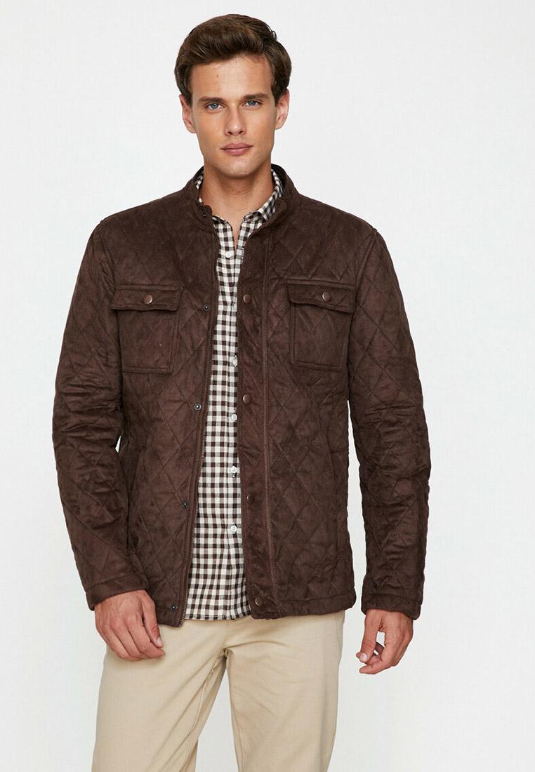 Утепленная куртка Koton 9KAM21129NW