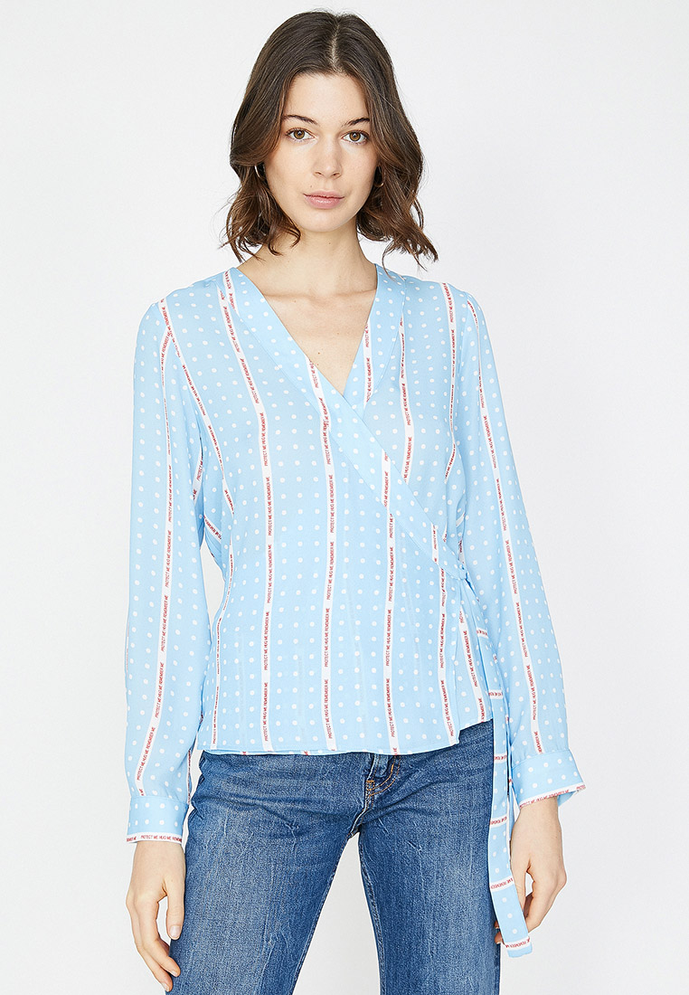 Блуза Koton 9YAK63342EW