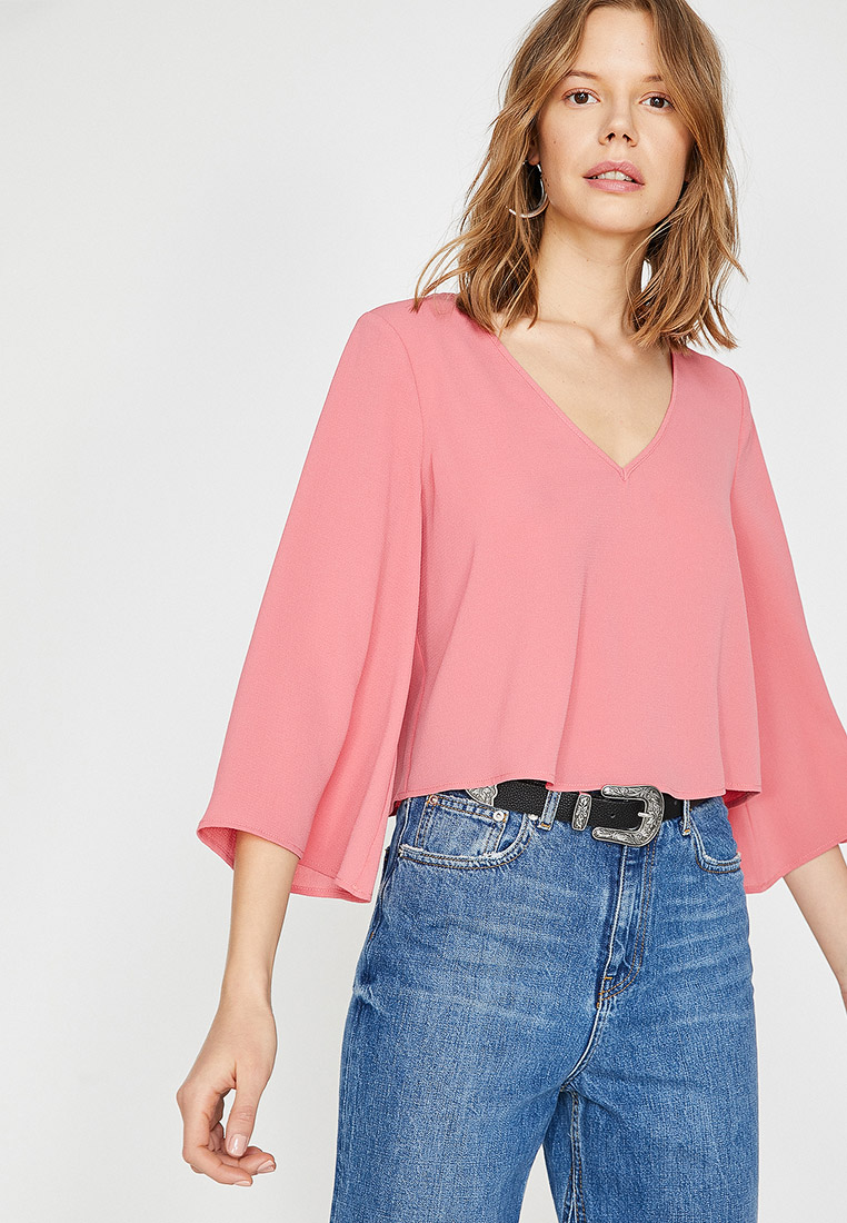 Блуза Koton 9YAK63812EW