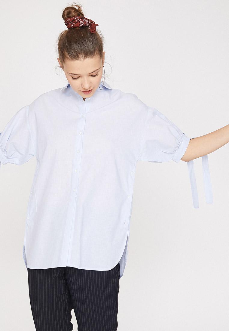 Женские рубашки с длинным рукавом Koton 9YAL69869IW