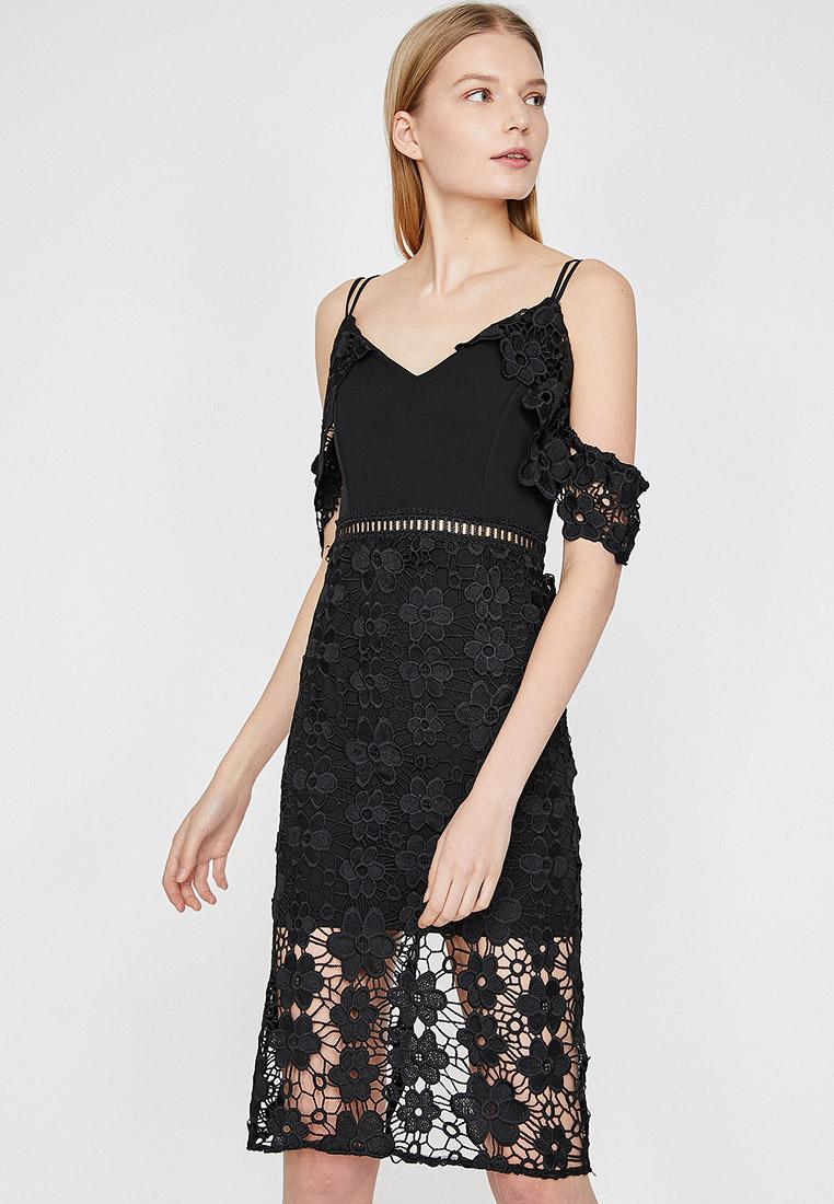 Вечернее / коктейльное платье Koton 9YAK84692FK