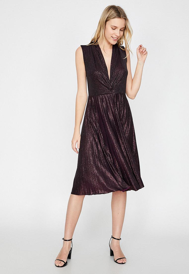 Вечернее / коктейльное платье Koton 9YAK84742FK