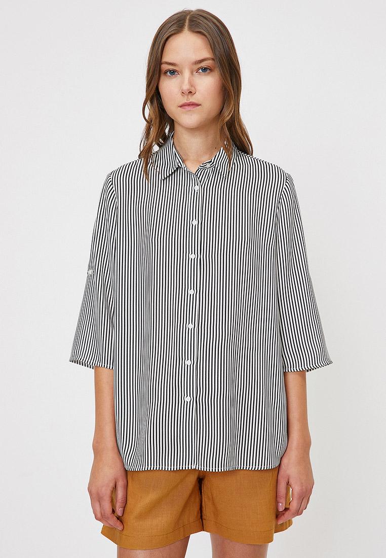 Рубашка с коротким рукавом Koton 0KAK68990PW