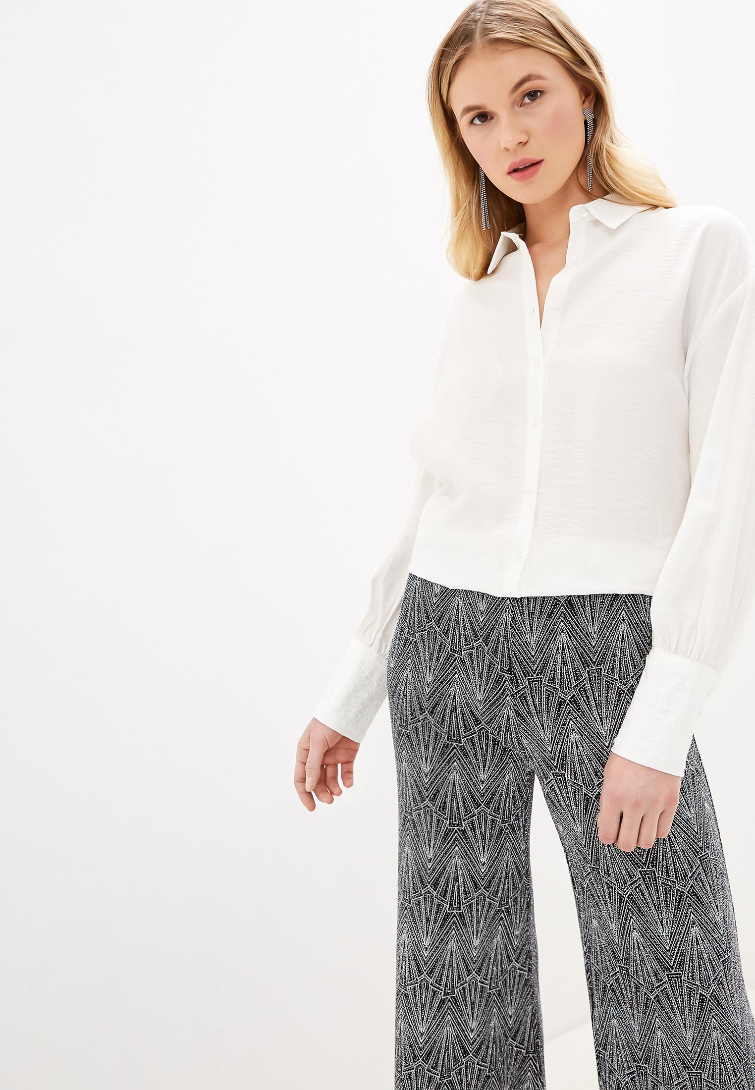 Женские рубашки с длинным рукавом Koton 0KAK63655EW