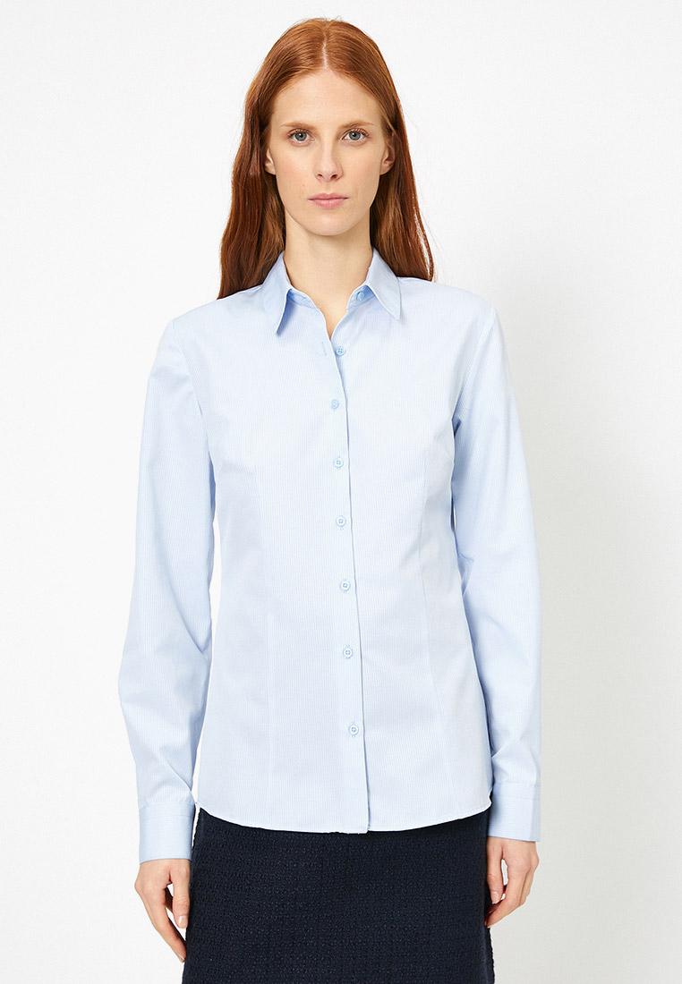 Женские рубашки с длинным рукавом Koton 0YAK62920YW