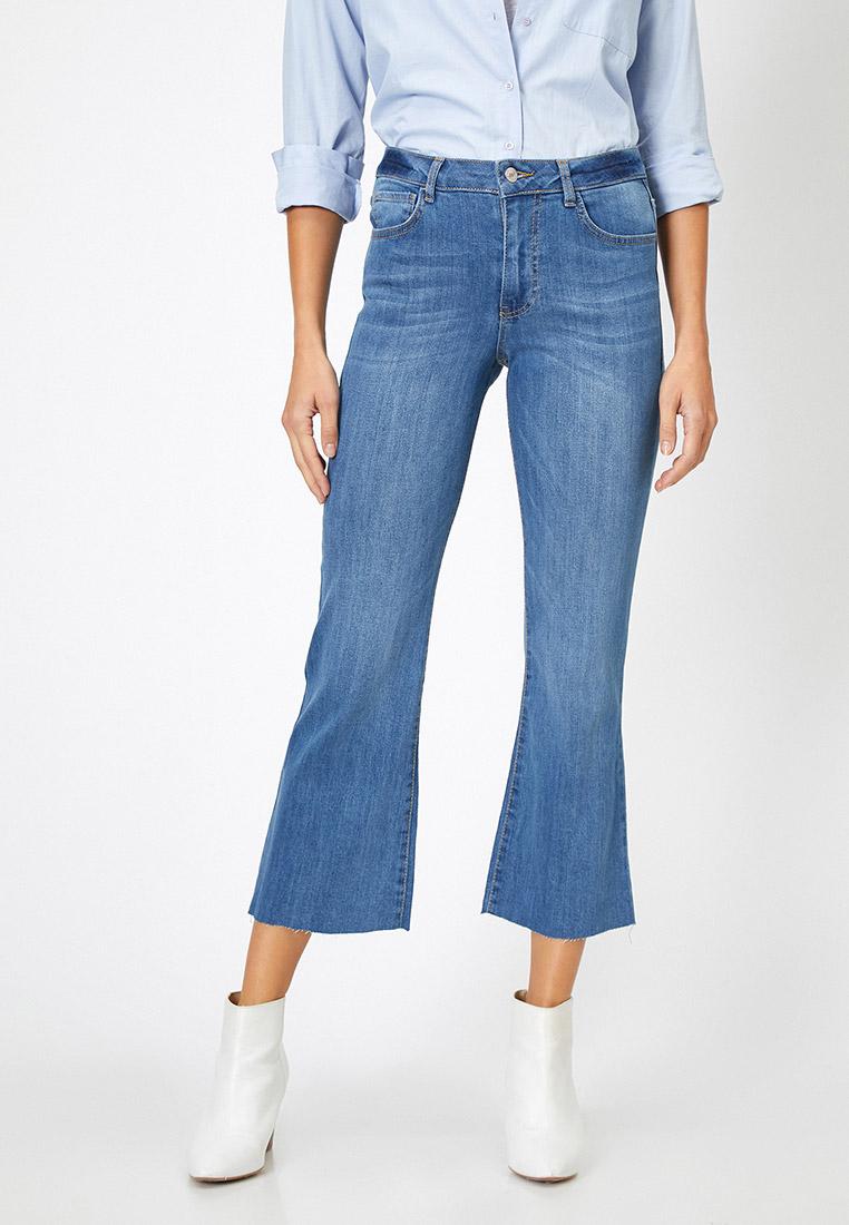 Широкие и расклешенные джинсы Koton 0YAK47991MD