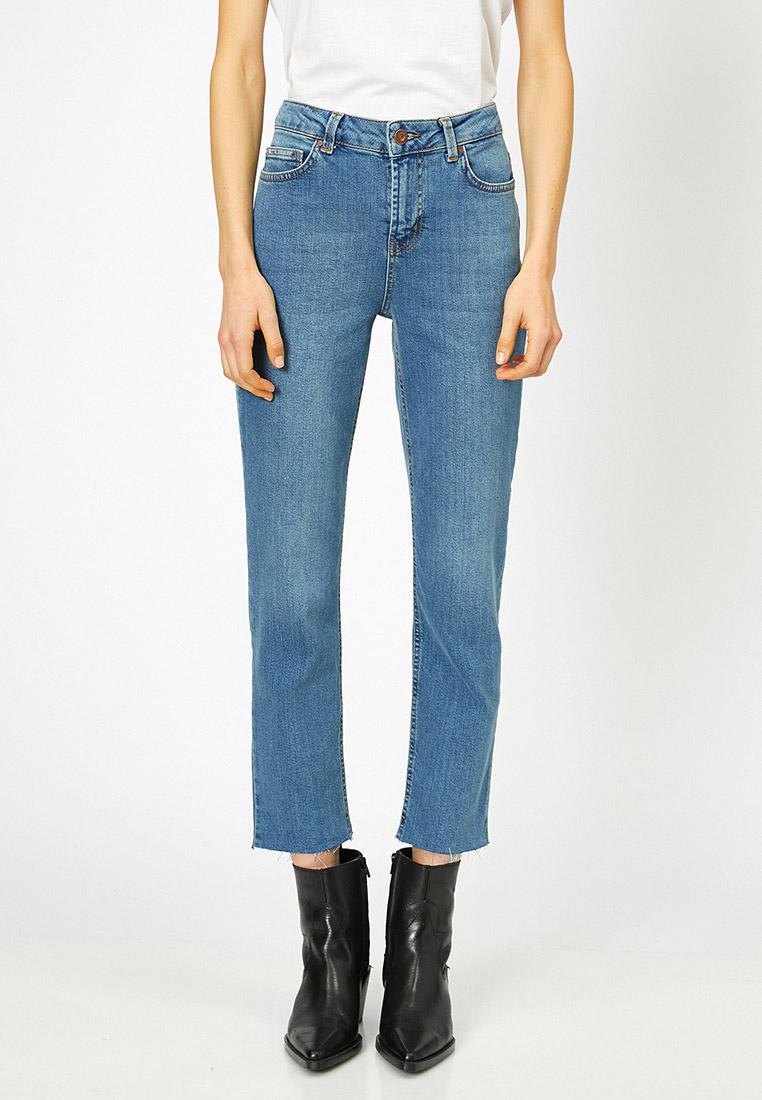 Прямые джинсы Koton 0YAK47229OD