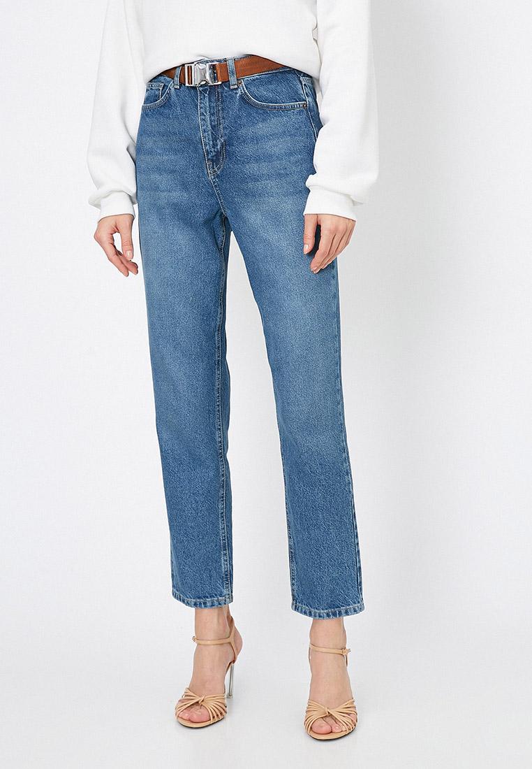 Прямые джинсы Koton 0YAK47670MD