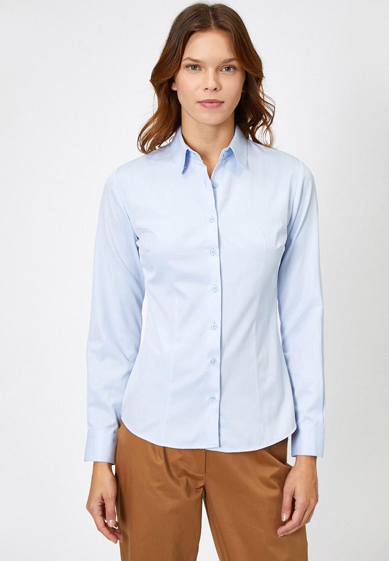 Женские рубашки с длинным рукавом Koton 0YAK62448YW