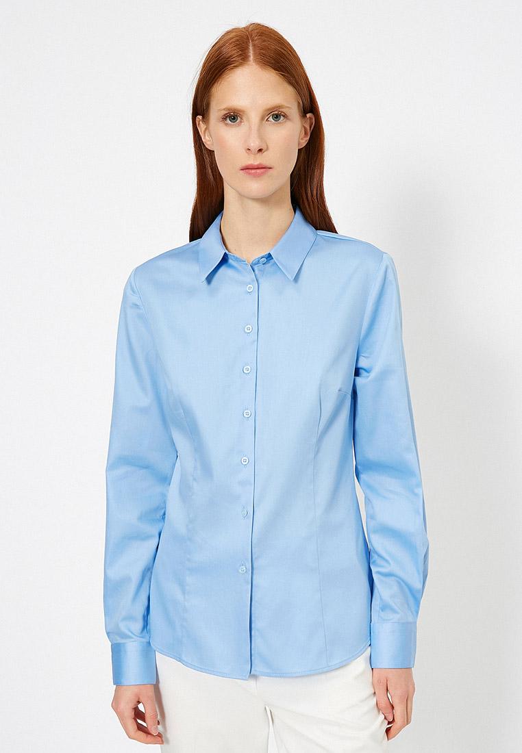 Женские рубашки с длинным рукавом Koton 0YAK68327PW