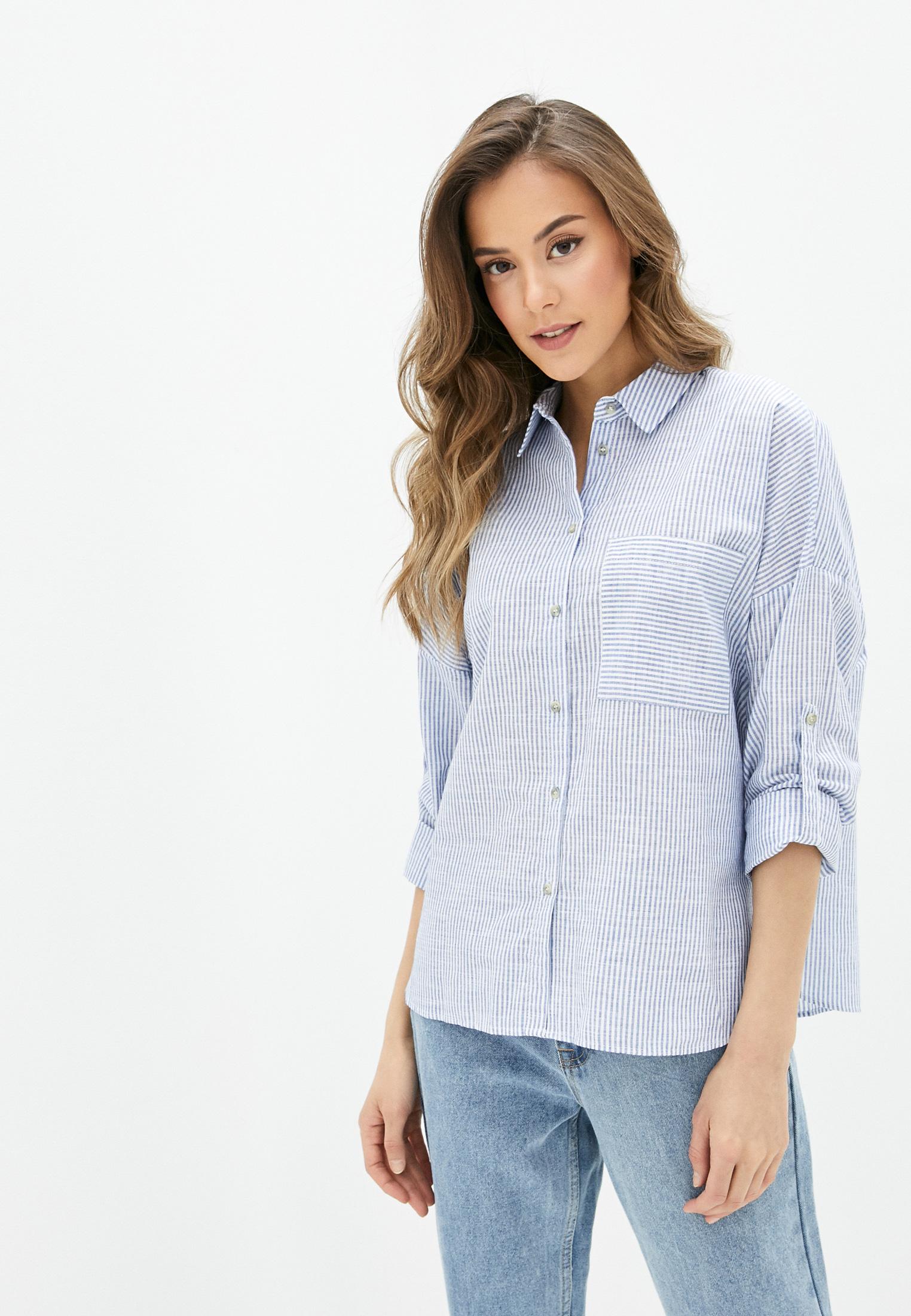 Женские рубашки с длинным рукавом Koton 0YAK63208EW