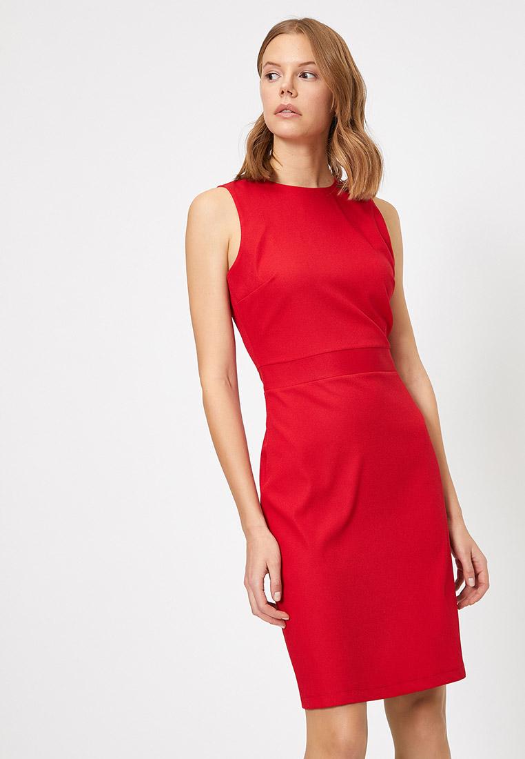 Платье Koton 0YAK88900PW