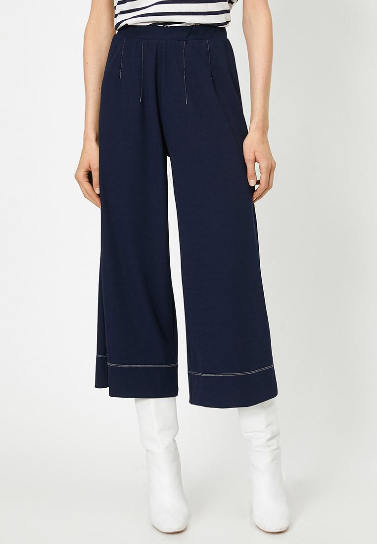 Женские широкие и расклешенные брюки Koton 0YAK43156EK