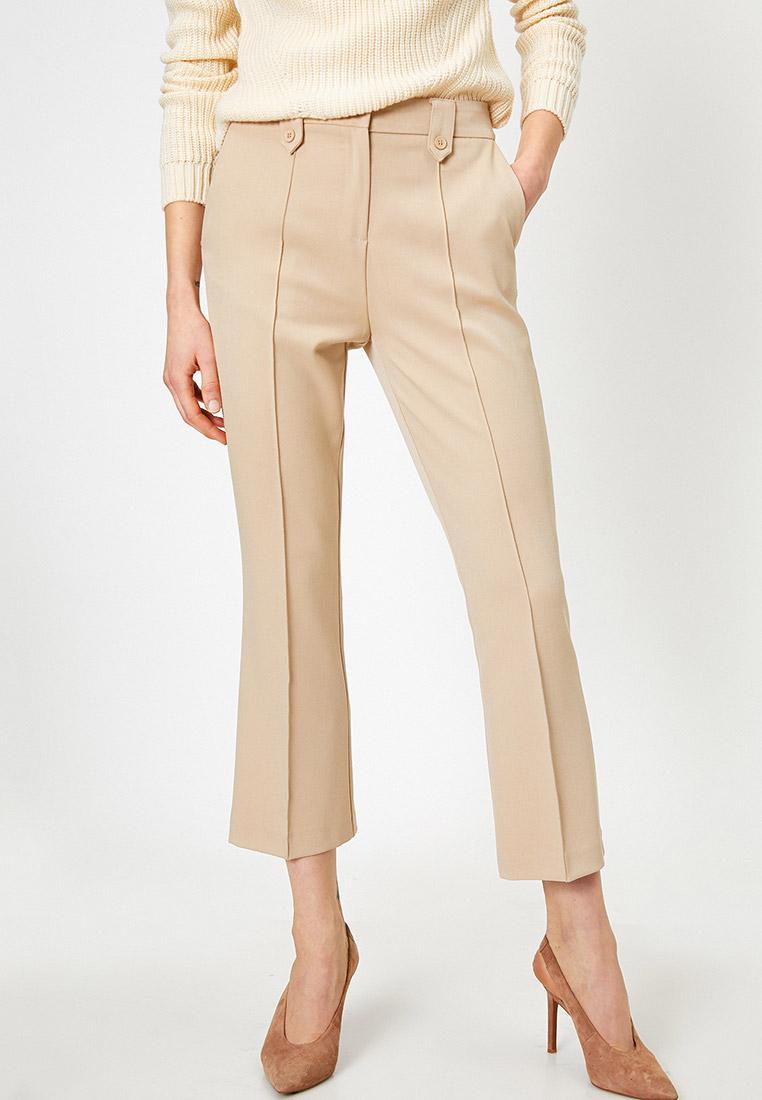 Женские классические брюки Koton 0YAK42576UW