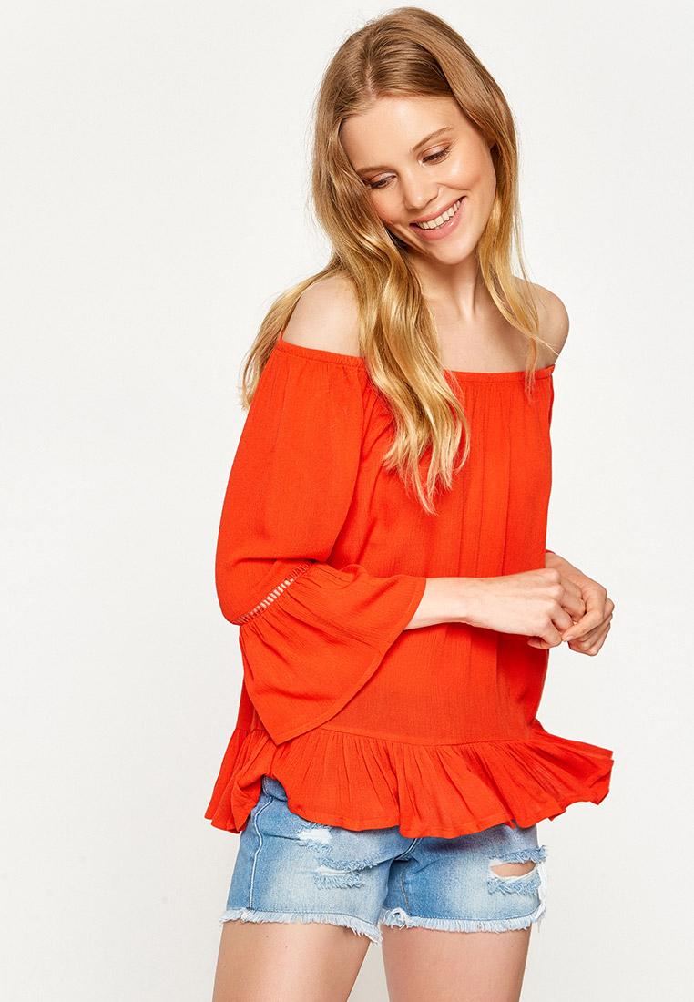 Блуза Koton 7YAK63313OW