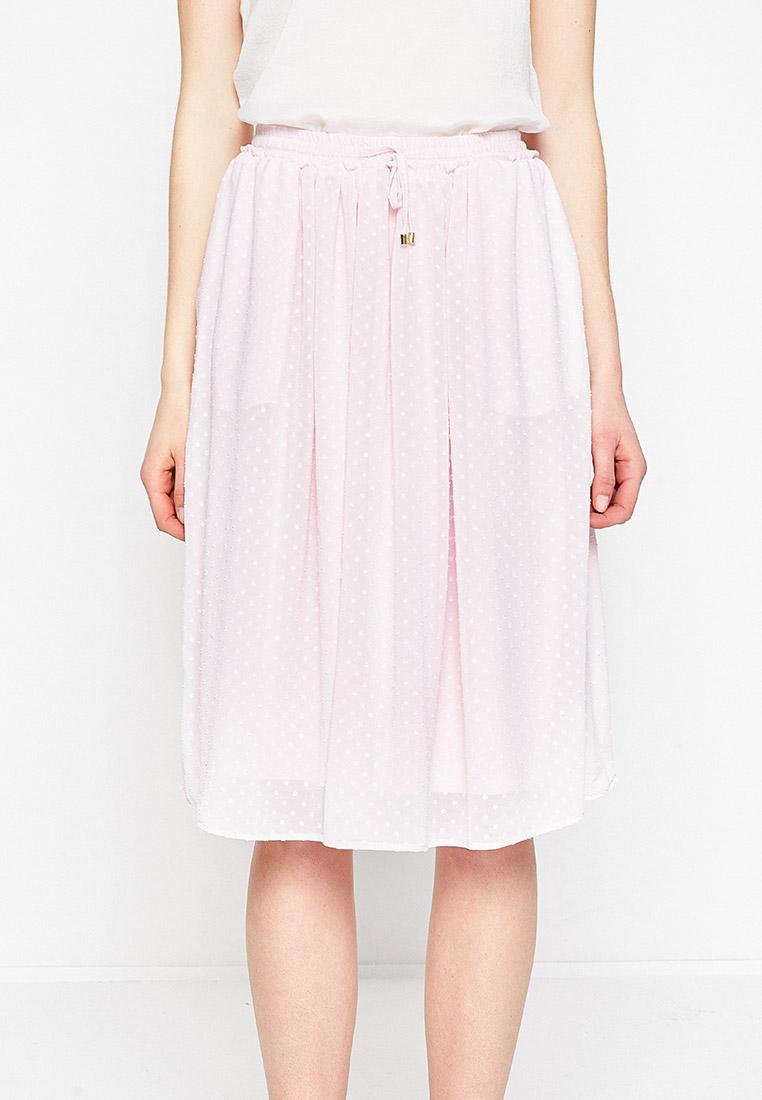 Широкая юбка Koton 7YAK78339PW
