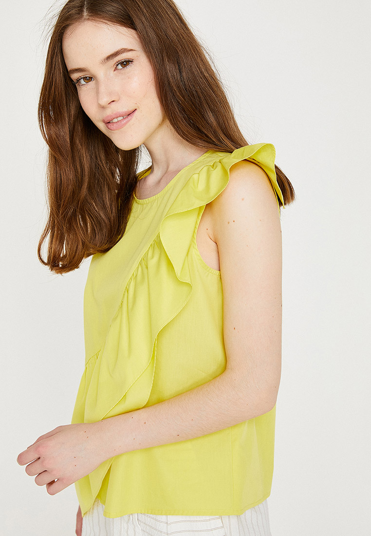 Блуза Koton 8YAK38548PW