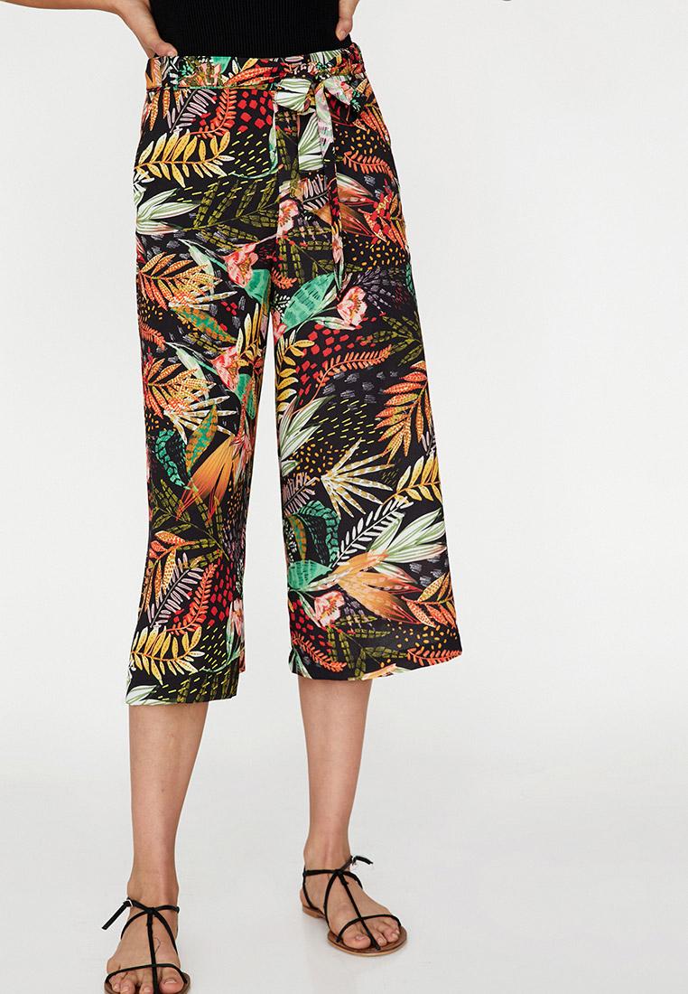 Женские широкие и расклешенные брюки Koton 8YAK42902UW