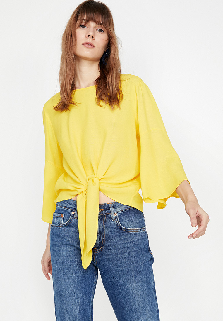 Блуза Koton 8YAK68406OW