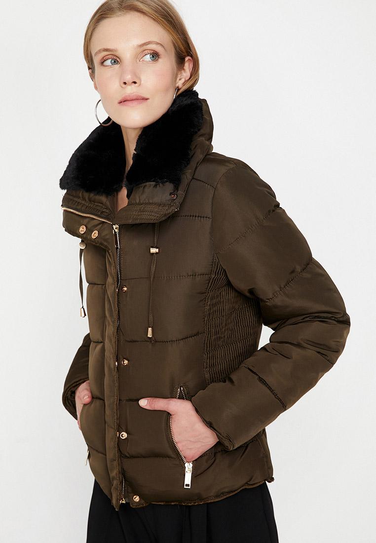 Утепленная куртка Koton 9KAK28266OW