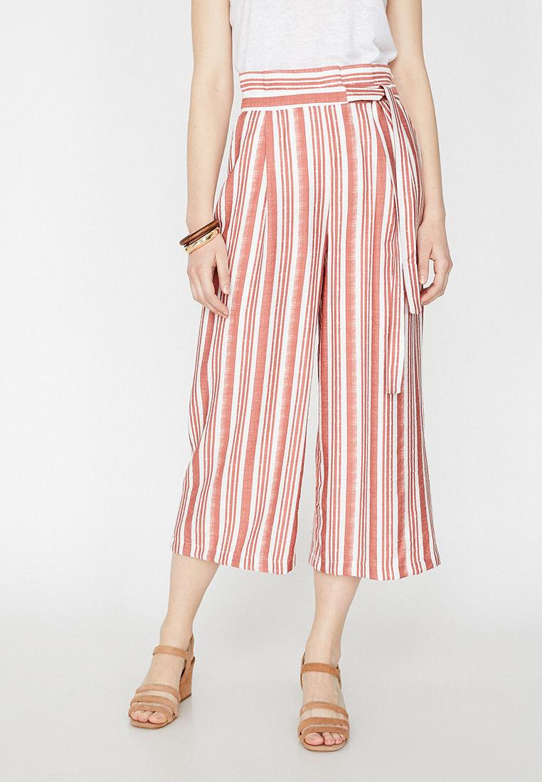 Женские широкие и расклешенные брюки Koton 9YAK42270UW