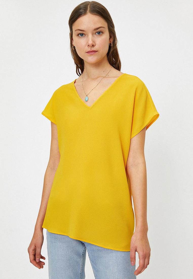 Блуза Koton 9YAK68003PW