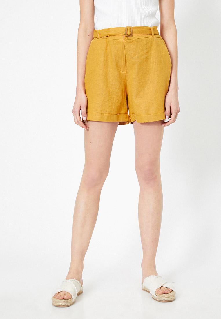 Женские повседневные шорты Koton 0YAK01222UW