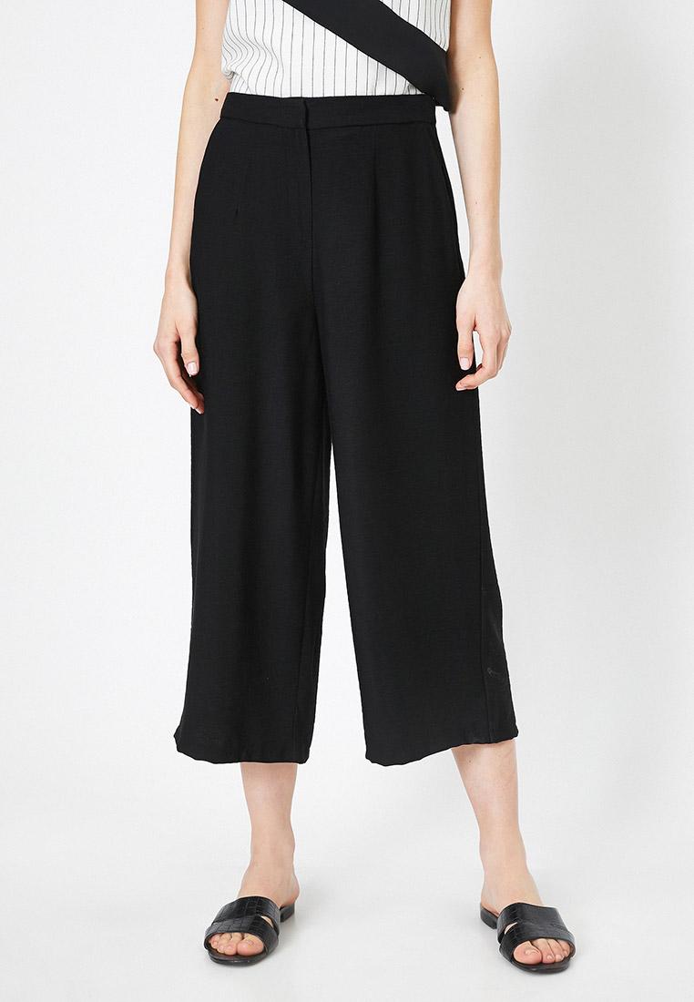 Женские широкие и расклешенные брюки Koton 0YAK42897UW