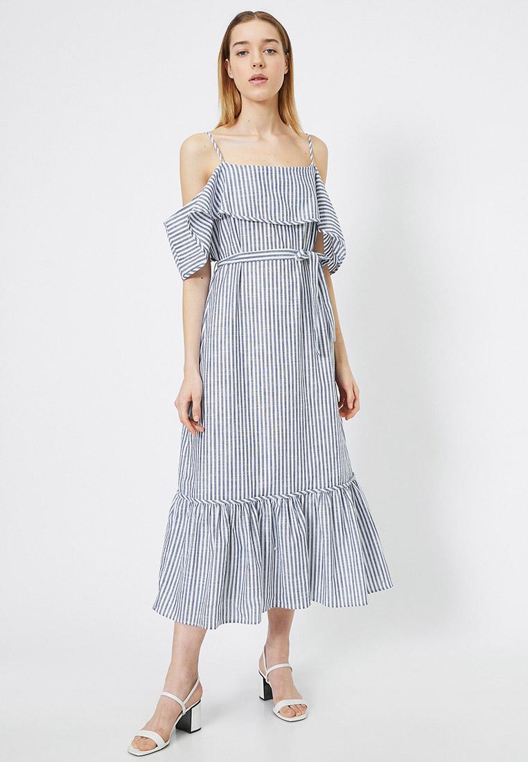 Платье Koton 0YAK88606PW