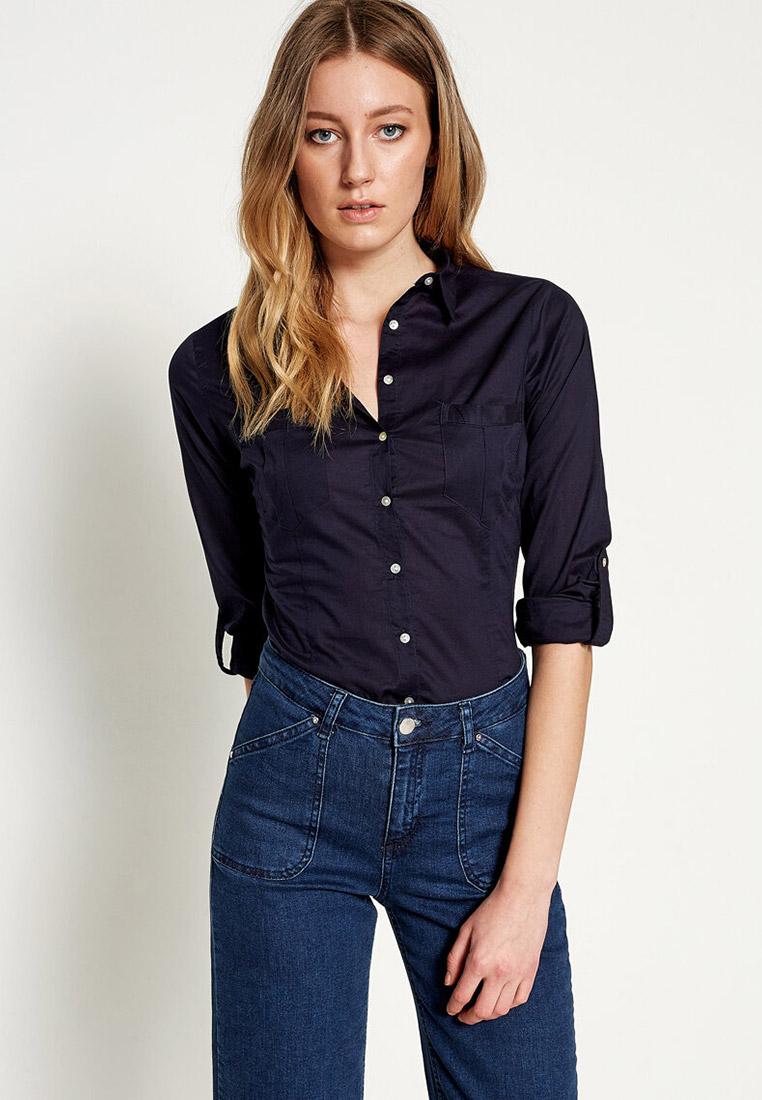 Женские рубашки с длинным рукавом Koton 7YAK62588OW