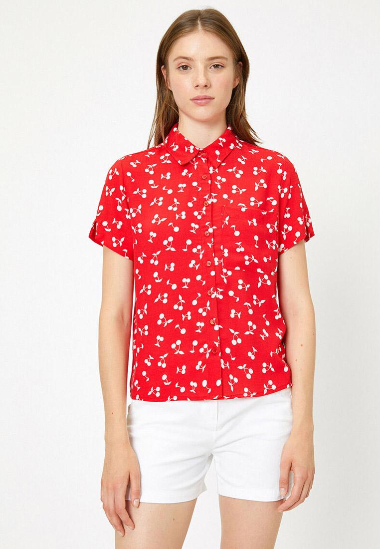 Рубашка с коротким рукавом Koton 8YAL61328QW