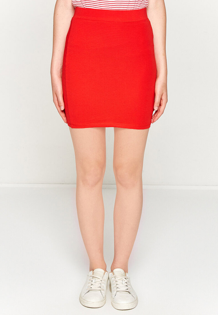 Узкая юбка Koton 7YAL71552OK