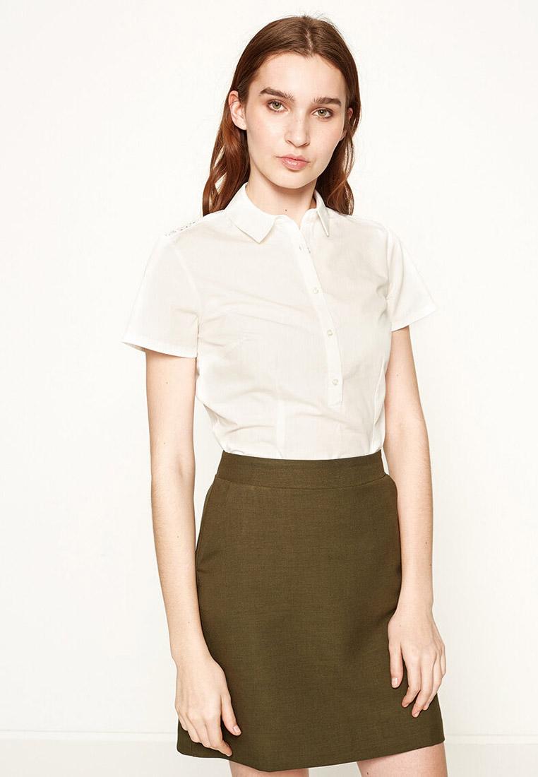 Рубашка с коротким рукавом Koton 7YAK66760IW