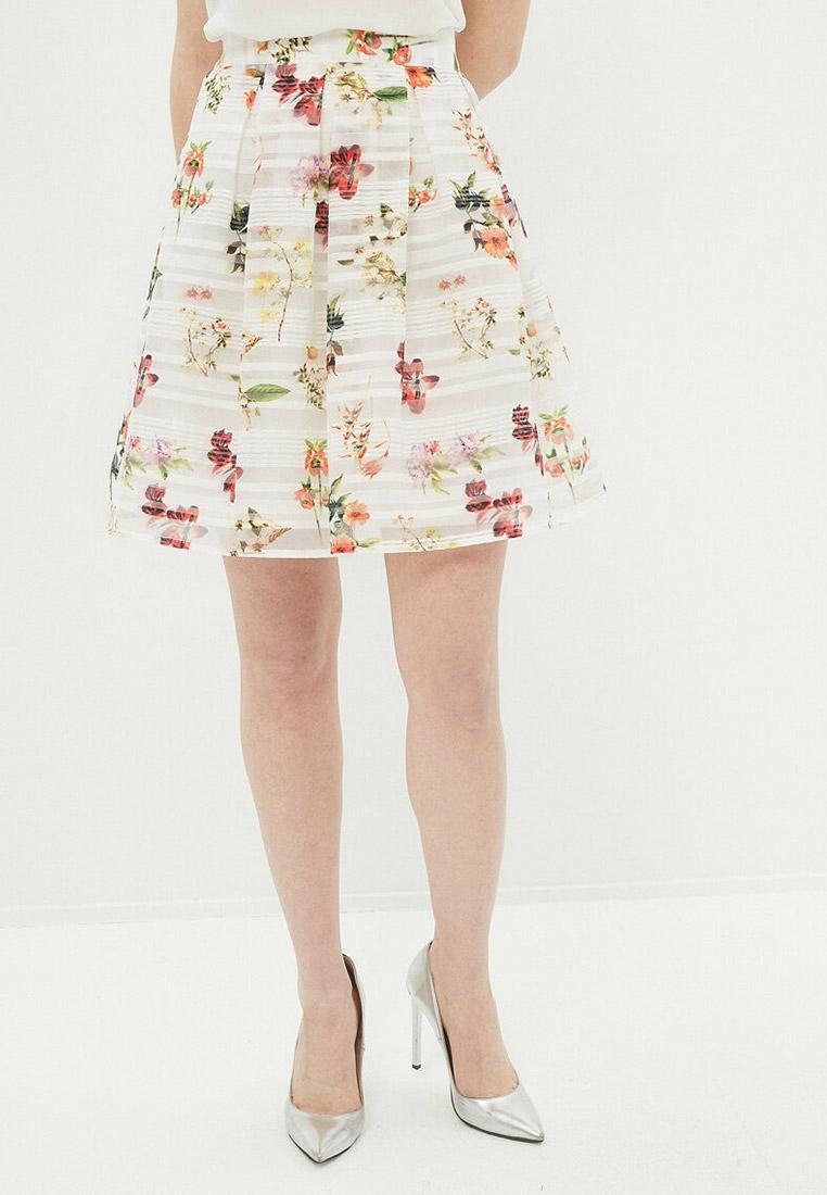 Широкая юбка Koton 7YAK76348OW