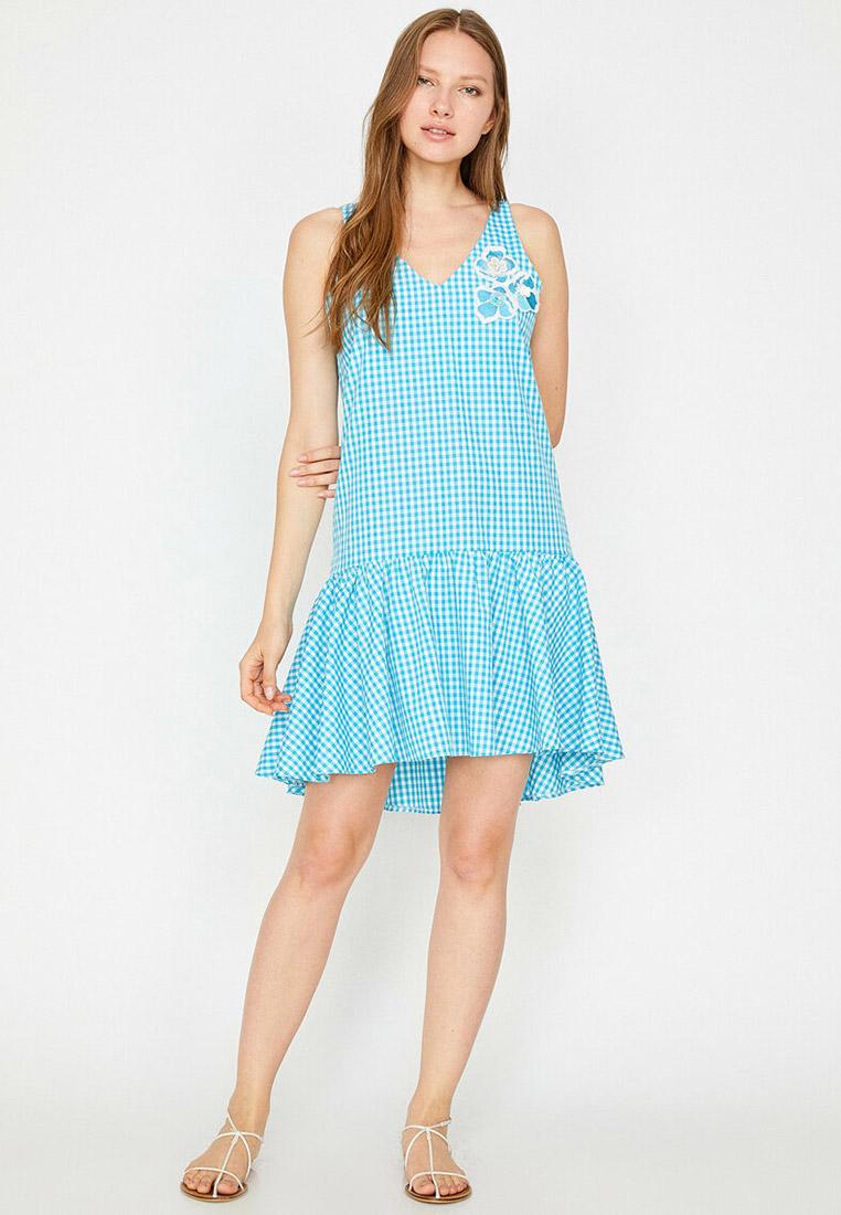 Платье Koton 7YAK88017PW