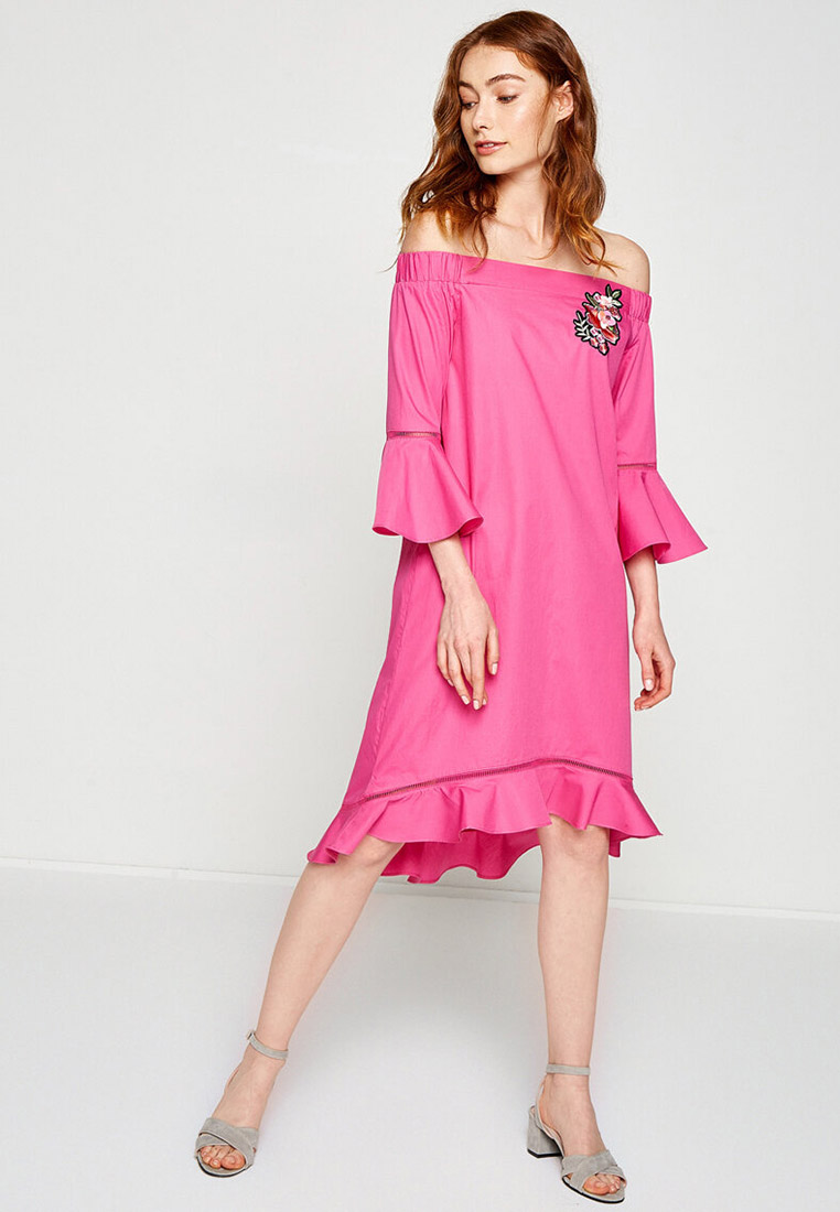 Платье Koton 7YAK88027PW