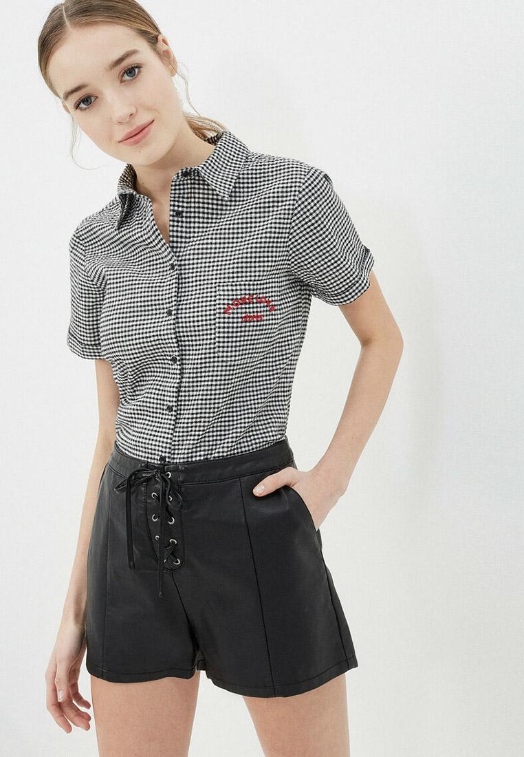 Рубашка с коротким рукавом Koton 7YAL61626JW