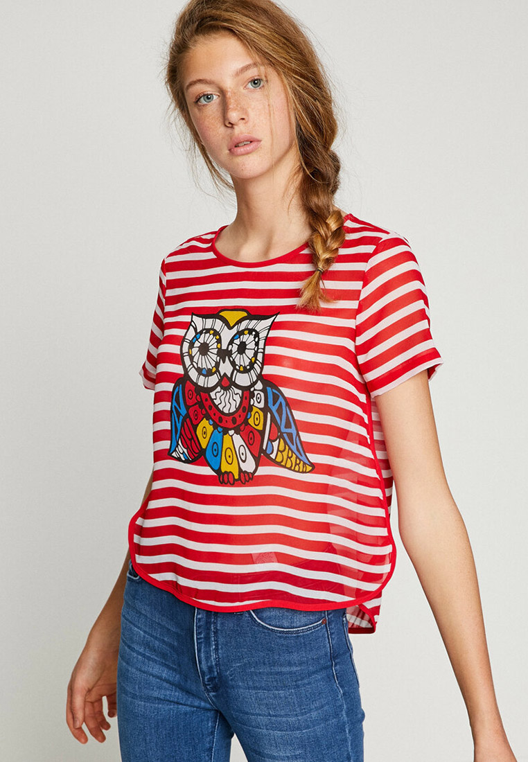 Блуза Koton 7YAL66090IW