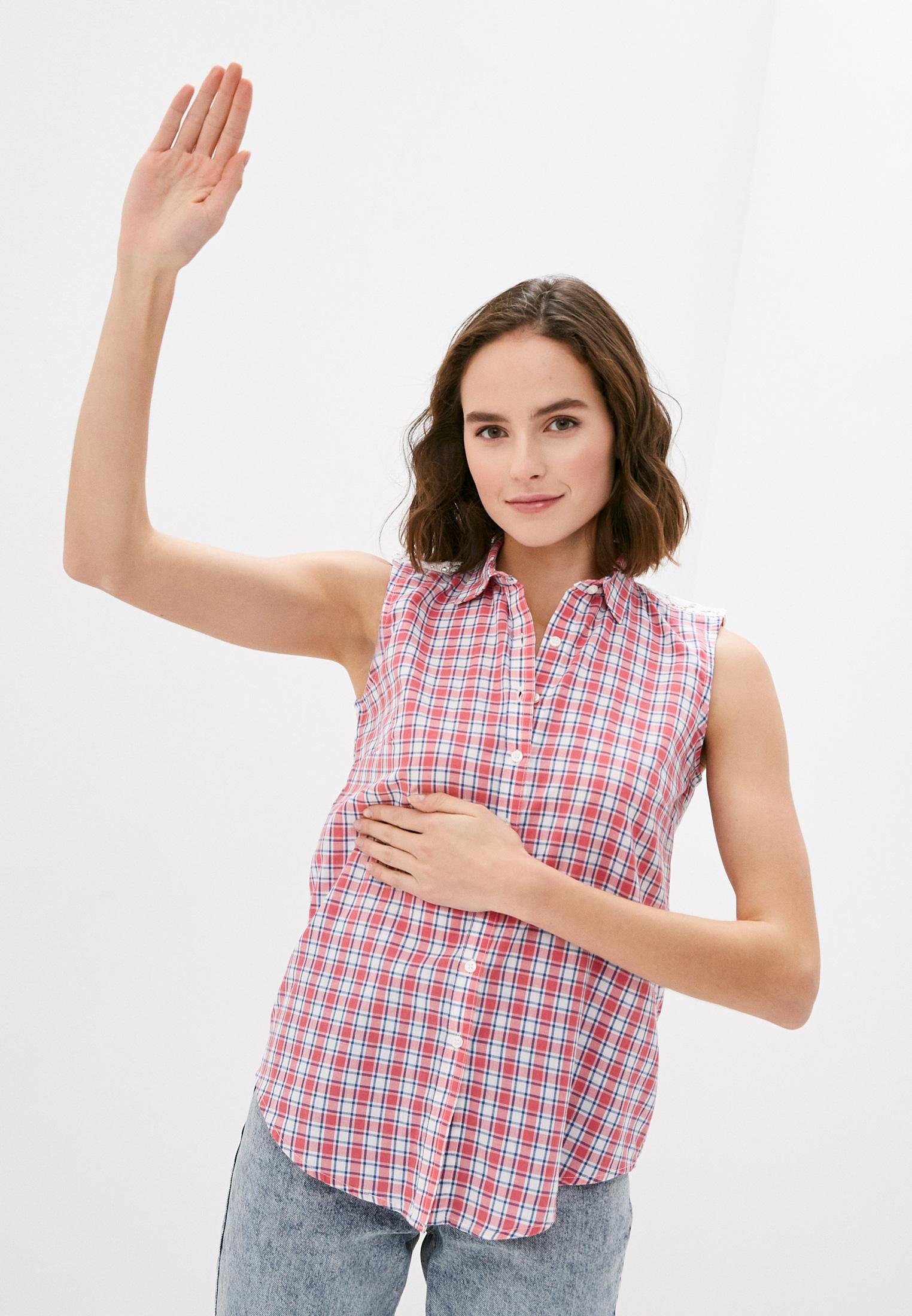 Рубашка с коротким рукавом Koton 6YAL66068IW