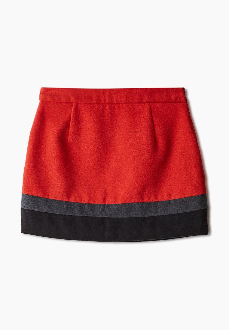 Прямая юбка Koton 5KAL71803OW