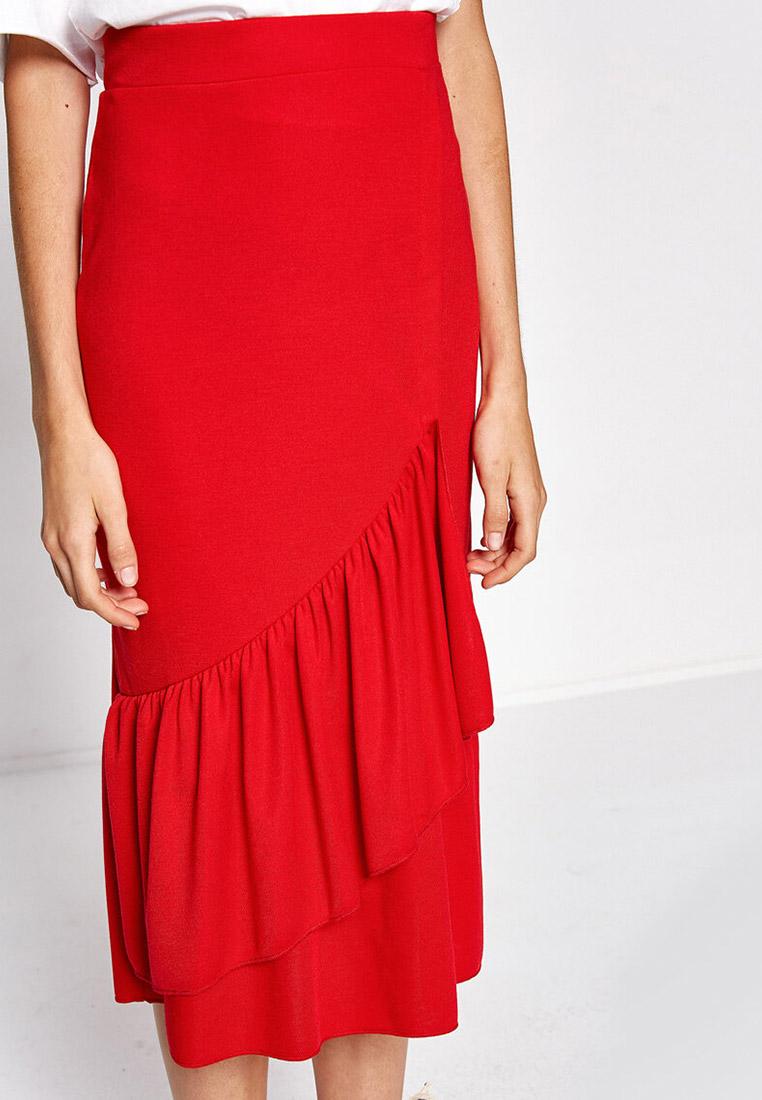 Прямая юбка Koton 8KAK73674QK: изображение 5