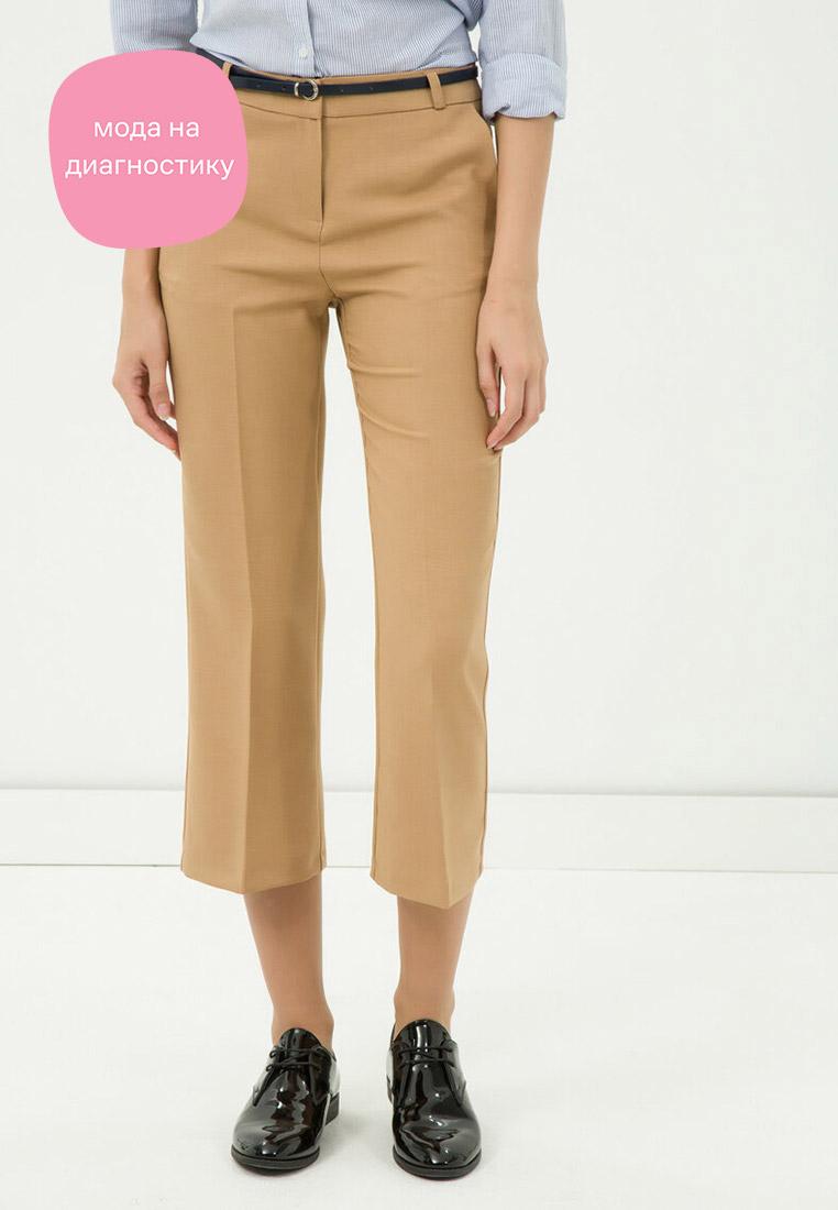 Женские широкие и расклешенные брюки Koton 7KAK42381UW