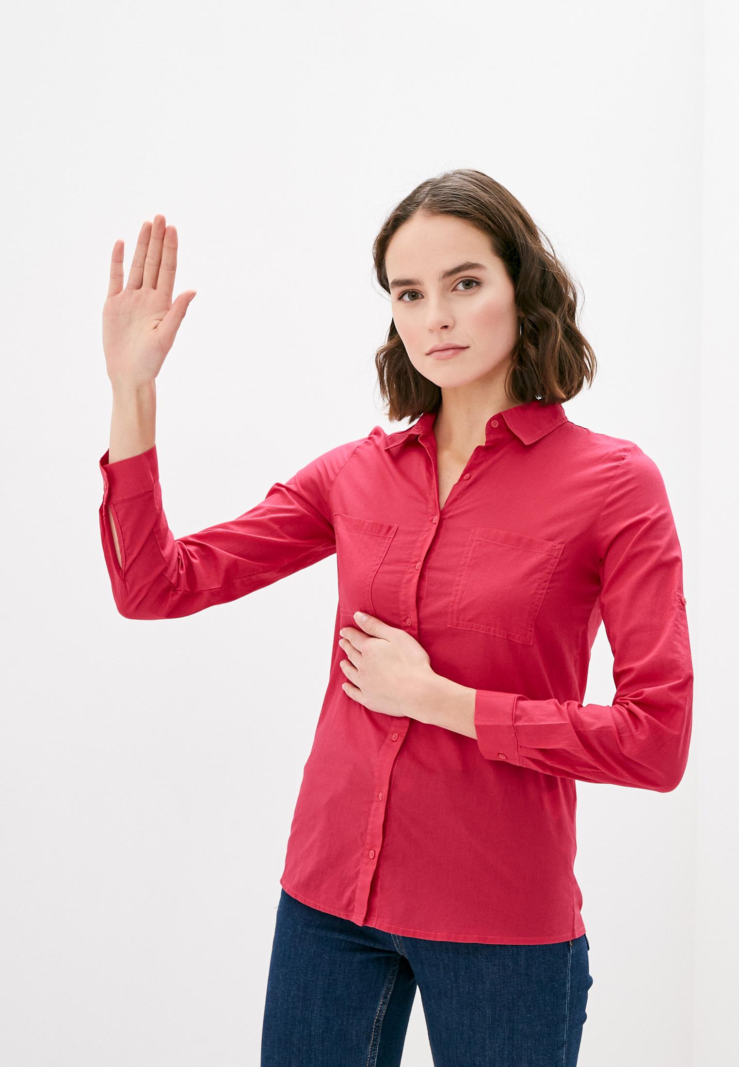 Женские рубашки с длинным рукавом Koton 6YAL61583JW