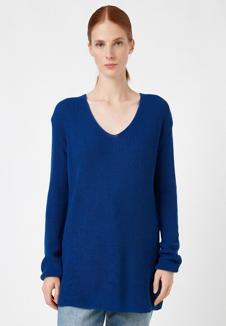 Пуловер Koton 1KAK92980HT