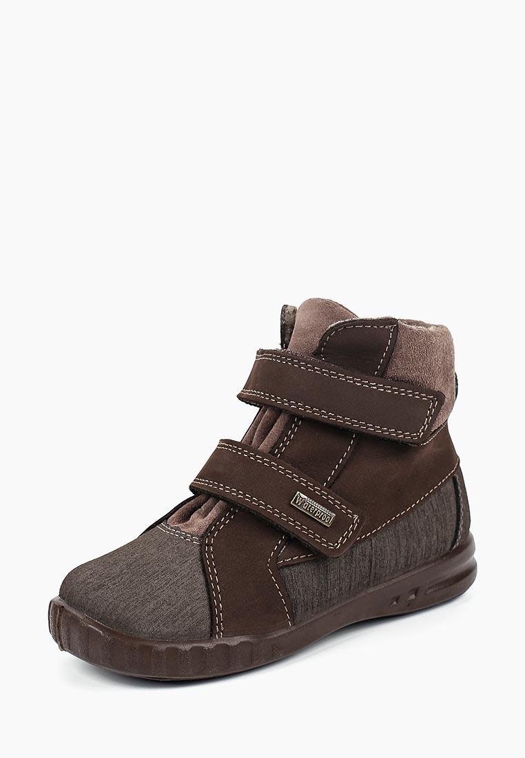 Ботинки для мальчиков Котофей 352151-34