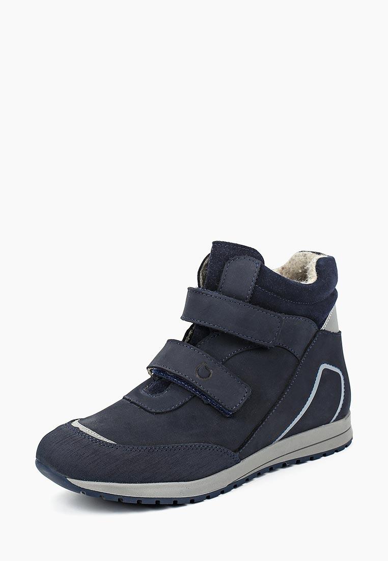 Ботинки для мальчиков Котофей 652112-31