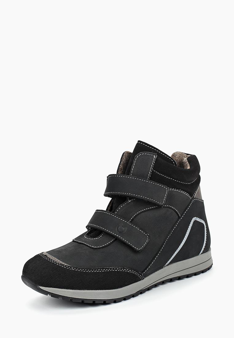 Ботинки для мальчиков Котофей 652112-32