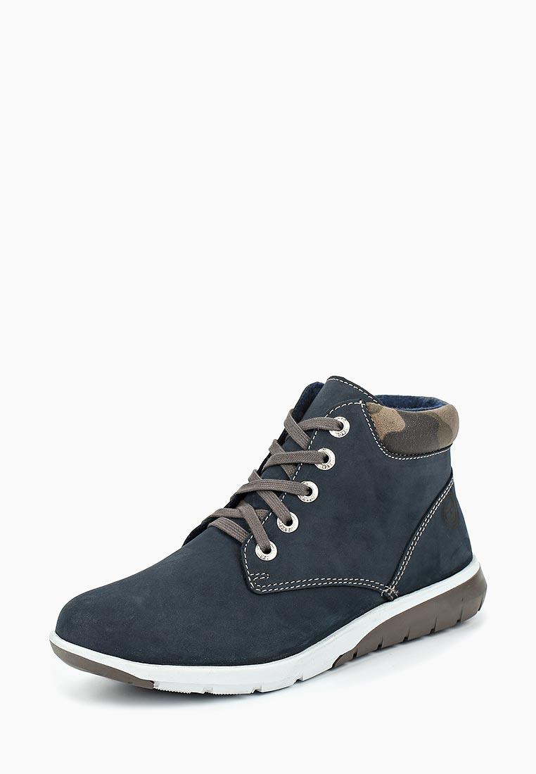 Ботинки для мальчиков Котофей 752084-32